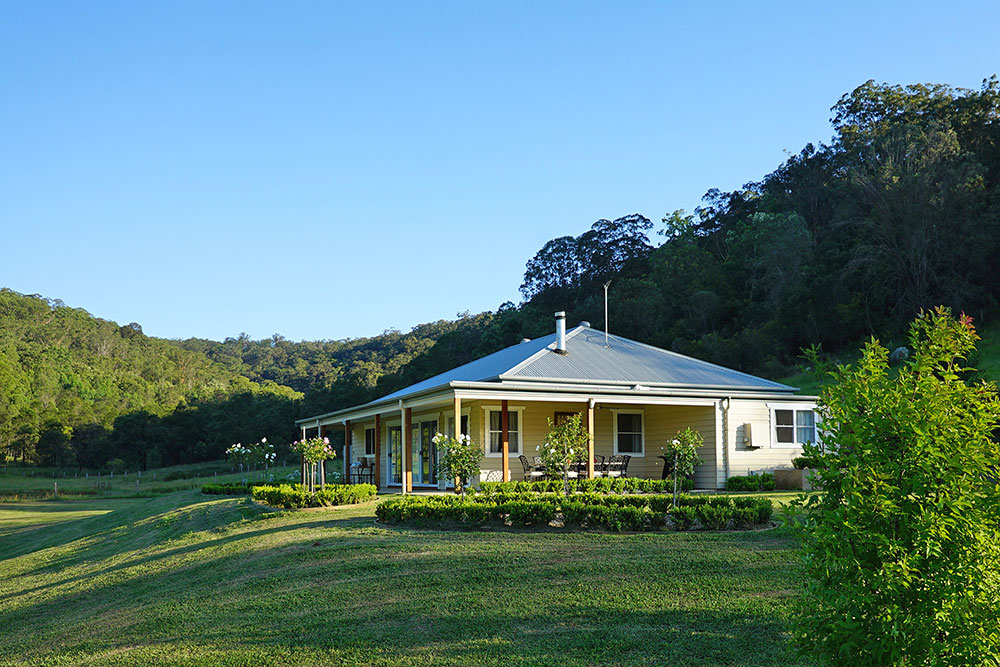 Gypsy Willows, Wollombi Accommodation