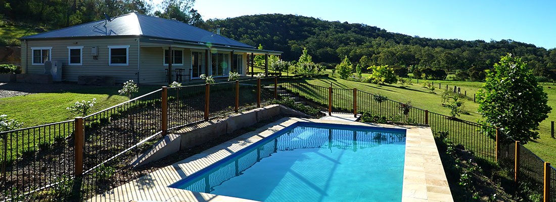 Gypsy Willows, Luxury Hunter Valley Accommodation with Swimming Pool
