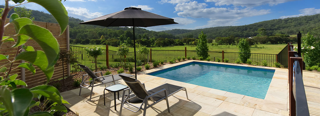 Gypsy Willows, Wollombi Accommodation with swimming pool